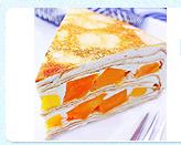 【塔吉特】芒果多千層蛋糕