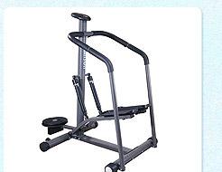 扭腰登山踏步機