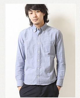 日本製基本款牛津襯衫
