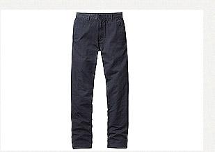 UNIQLO × g.u. 窄版卡其西裝褲
