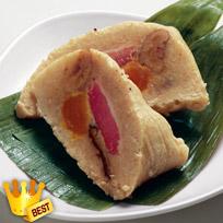 『高記』香菇鮮肉蛋黃粽