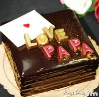 【Sweet Emily】歐培拉蛋糕