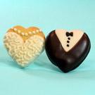 【福利麵包】彩繪餅乾-幸福的女人與男人