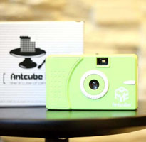 Antcube 22mm 超廣角LOMO相機