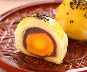 【里昂】蛋黃酥