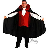 紅背心吸血鬼造型服