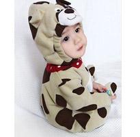 斑點小狗/乳牛裝