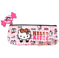 日本進口Hello Kitty萬聖幽靈系列筆袋收納包