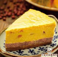 南瓜乳酪起士蛋糕(一盒)
