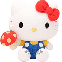 Hello Kitty 絨毛娃娃