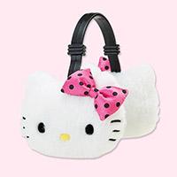 Hello Kitty可調式保暖耳罩