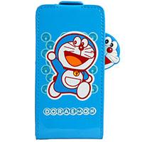 Doraemon小叮噹手機掀蓋式保護套