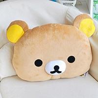 懶熊茶熊抱枕靠枕