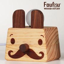 《Foufou》家飾木製品夜燈