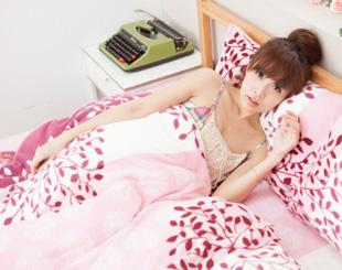 LUST寢具 搖粒絨/珊瑚絨快速發熱全新色床被枕套