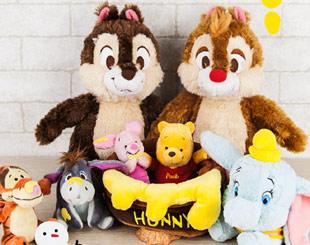 日本東京迪士尼卡通玩偶系列