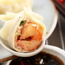 鮮蝦高麗菜水餃50粒+精選人氣口味7選2