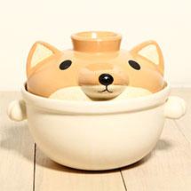 Sunart超可愛小型砂鍋~幸福的小火鍋!