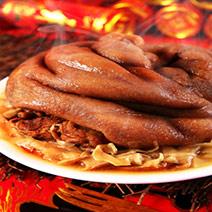 買筍絲蹄膀 + 海鮮瑤柱羹 -家常菜/年菜