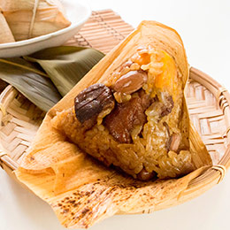 人氣老店!富品家古早味肉粽 (10入)