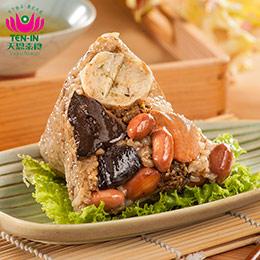 天恩 香菇素肉粽 (6顆/組)