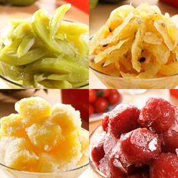 甜蜜微醺冰釀果物四合一