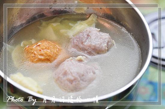 新鮮又健康湯頭又很美味。