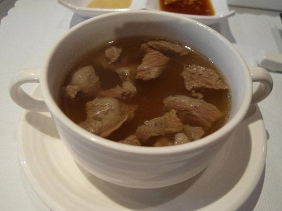 好喝的牛肉清湯