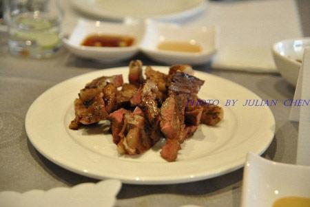 美味的牛肉