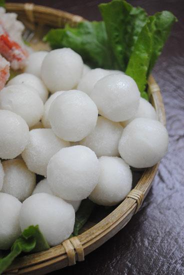 【大豐魚丸】火鍋料鍋物專家--狗母脆丸(圓形)600g