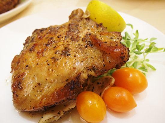 ☆舒芙樂soft cuisine☆柑橘檸檬烤雞