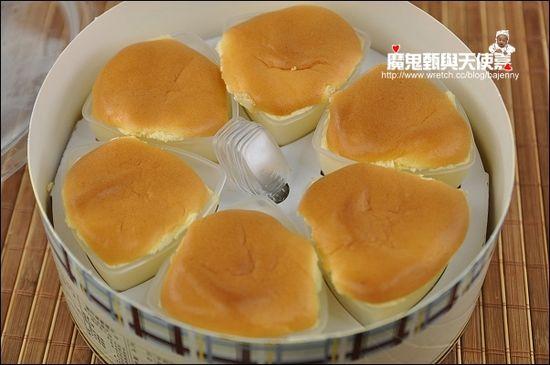 雪杯一盒六入,上層乳酪蛋糕下層克林姆加莓果