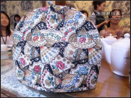 Spring的茶罩也好可愛
