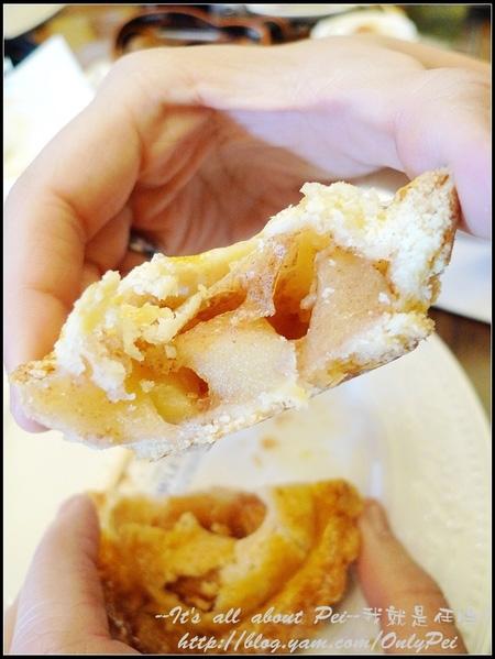 CUTTY SARK的蘋果塔真的好好吃喲!