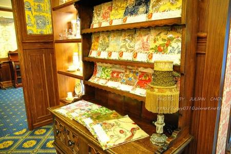 歐式刺繡與織品