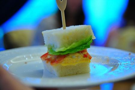 三明治也是手井老師的得意之作