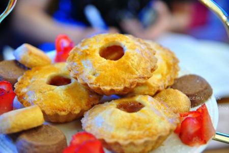手工餅乾與蘋果派