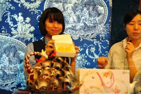 會後CUTTY SARK英式茶館贈送給每位的伴手禮