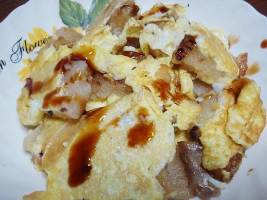 山田村一×港仔糕倉 手作盆子(原味布蕾)、櫻花蝦芋頭籤