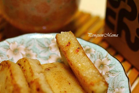 山田村一原味布蕾&港仔糕倉ㄟ櫻花蝦菜頭粿