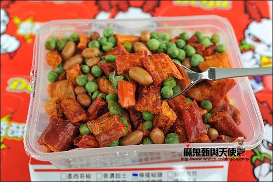 [魔鬼甄]法蘭四季莓菓戀之森&DoGa香酥脆椒
