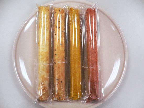 試吃,芭BA手工蛋捲專賣店,Ye ! 甜心屋,華菓堂wago,手工蛋捲,伴手禮,88度