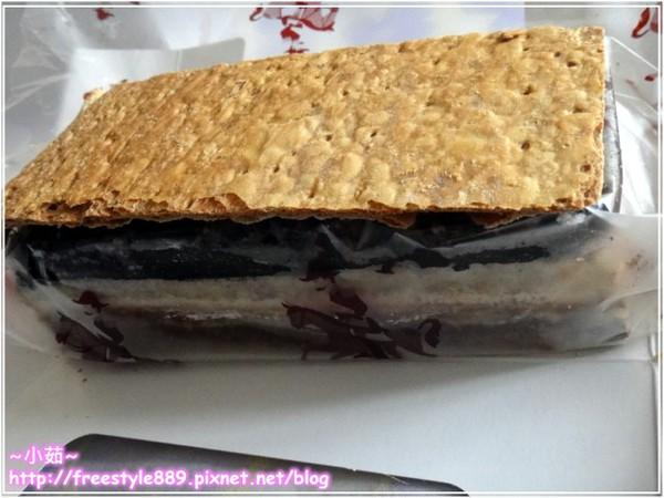 拿破崙先生,醇濃甘奈許,千層派,蛋糕甜點,網購美食