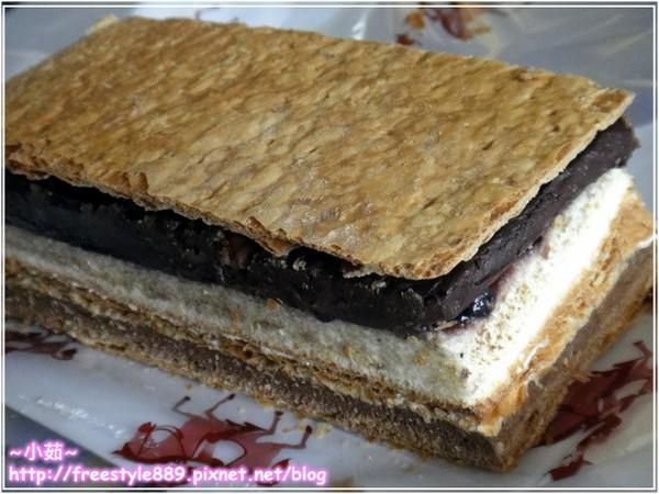 拿破崙先生,醇濃甘奈許,蛋糕甜點,網購美食