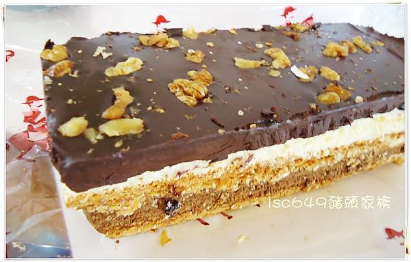 拿破崙先生,巧克力蛋糕,巧克力甜點,網購美食