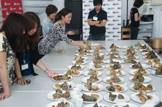 端午節,肉粽,北部粽,南部粽,高記,龍舟,甜粽,評比