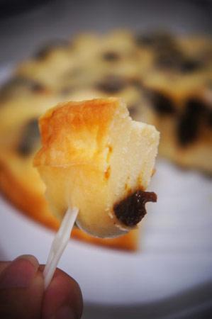 部落客,布列塔尼,食在品味,布列塔尼蜜李布丁甜糕,香橙蛋糕,甜點,法式