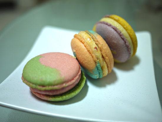 部落客,Sweet Emily,法式甜品,馬卡龍,甜點