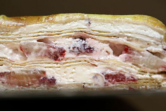 部落客,塔吉特,蛋糕,鮮奶純芋千層,鮮草莓千層蛋糕,甜點