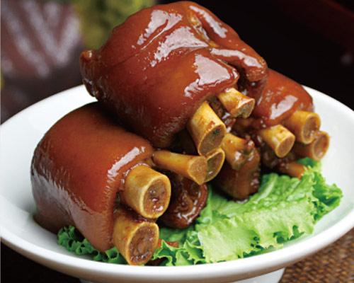 年菜,網購,蘋果日報,豬腳,美食